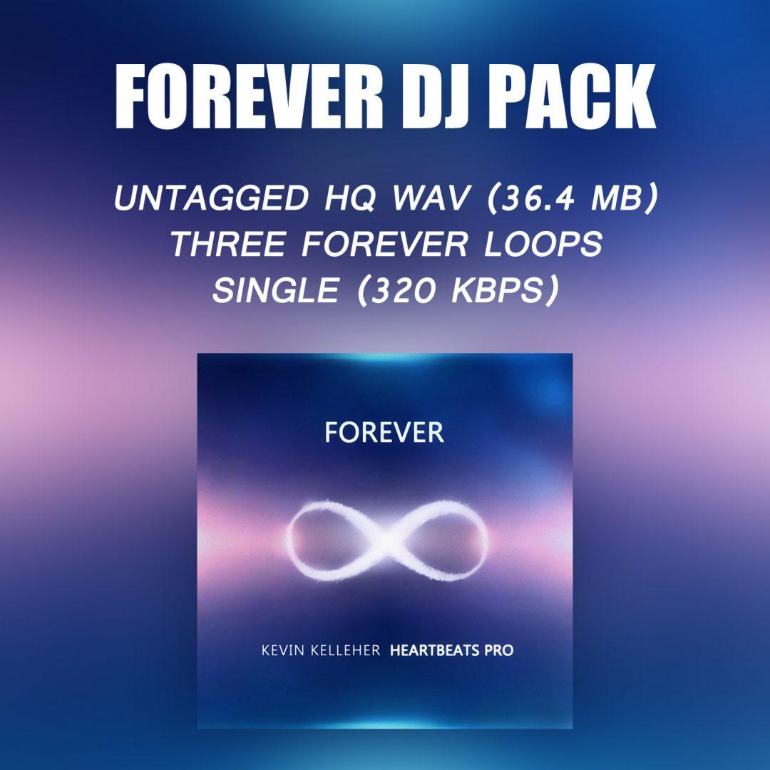 Forever DJ PACK LOOPS HeartBeats Pro Kevin Kelleher